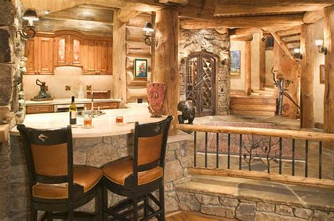73 best images about log home interior on pinterest log log home interior 11 log work by sitka log homes wine