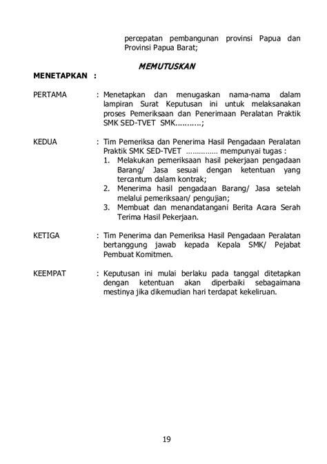 Melakukan Pemeriksaan Dan Pengujian Hasil Las Untuk Smk U95 29 ps 2014 bantuan peralatan praktik smk sed tvet phln
