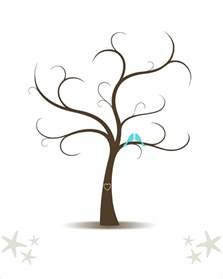 family tree thumbprint template fingerabdruck baum vorlage andere motive kostenlos zum