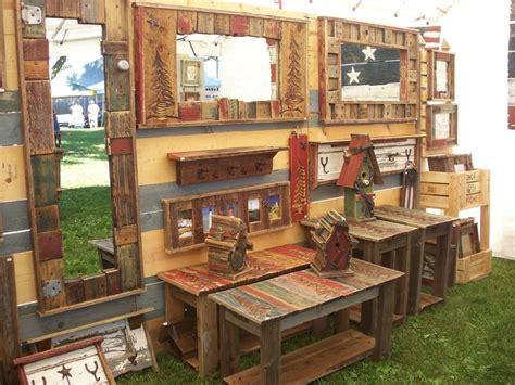 woodworker show craft fair barn wood craft ideas crafts