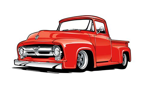ford truck png image gallery 53 55 f100