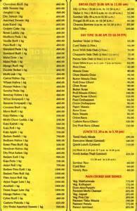 sangeetha veg restaurant menu menu for sangeetha veg restaurant medavakkam chennai zomato