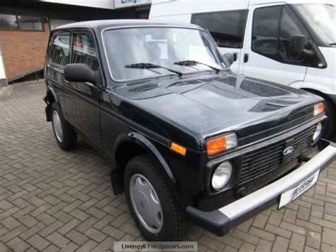 Lada Niva 2014 2014 Lada Taiga Niva 4x4 German Vehicle Warranty Car
