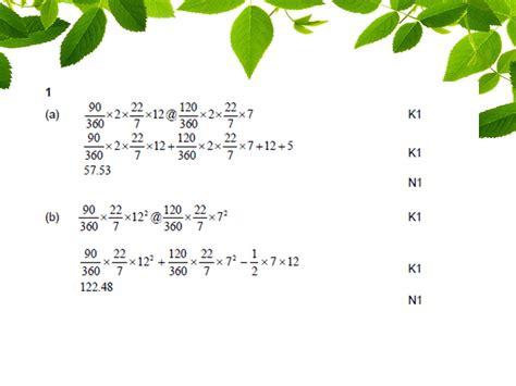 matematik spm bulatan