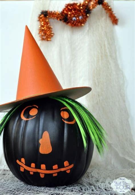 paint cute  scary faces  pumpkin  pictures