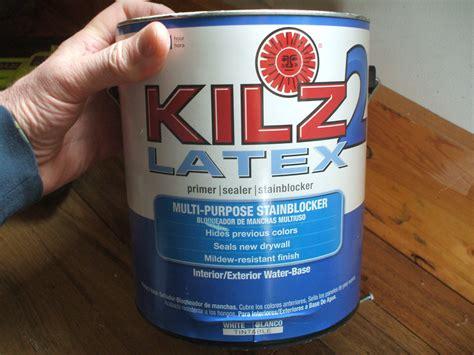 water based paint based primer kilz 2 interior exterior water based primer