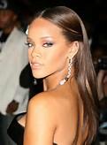 Rihanna Straight Hair