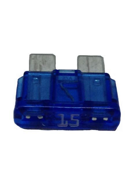 blue part generac fuse ato type 15 blue part 0e7403c ebay