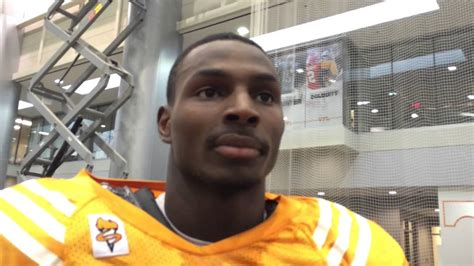 Justin Talks About Cameron by Justin Coleman Talks About Cameron Sutton S Approach To