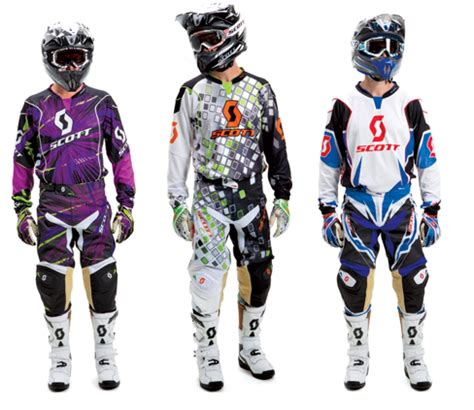gear for motocross sports 2012 mx gear now available