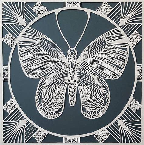 old pattern works hebden bridge artist s impressive papercut artworks depict an