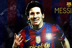 Wallpaper Lionel Messi Player