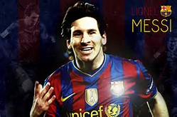 Messi Soccer Player