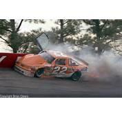 Grant Adcox Hits Wall Turn 1 Fatal Crash Atlanta Journal 500 At