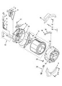 Whirlpool Washer Parts Diagram Photos