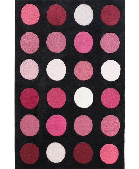 Polka Dot Area Rug Polka Dot Area Rug In Patterned Rugs