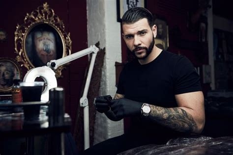 tattoo fixers london i tattooed the girl who lost her leg in the alton towers