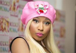 Nicki Minaj Pink Nicki Minaj Picture 169 Nicki Minaj Signs Copies Of