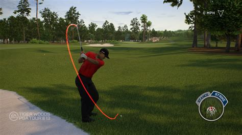 tiger new swing review tiger woods pga tour 13 ps3 playstation nation