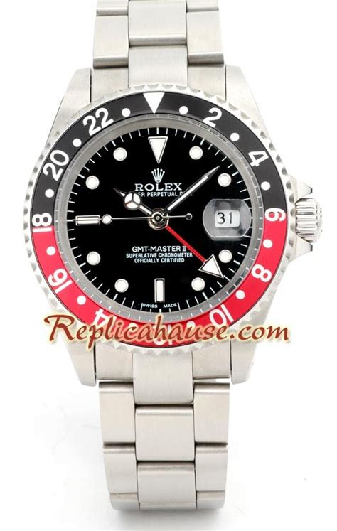 Rolex Gmt Silver Saphire 2 rolex gmt silver rolx266 at a discounted price at just 189