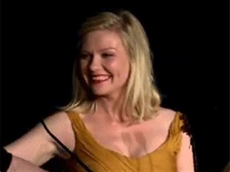 Animated gif series: Kirsten Dunst's face at CannesSmital