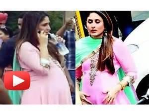 Kareena kapoor khan is pregnant youtube