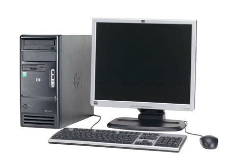 Best Desk Top Computer Hp Compaq Dx2020 Desktop Pc Via Gallery