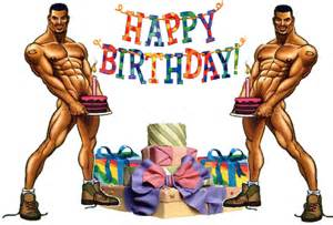 Happy Crazy Birthday Tikah