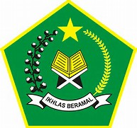 Logo Kemenag Depag Ikhlas Beramal