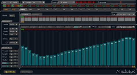 software design pattern plugin kvr modulys by nassen software development midi fx