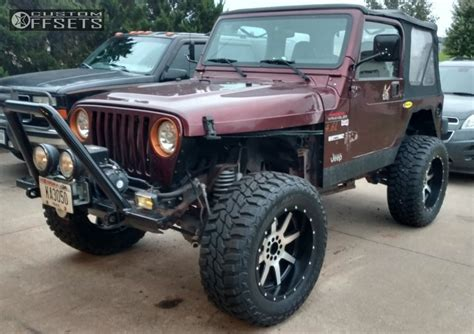 2001 Jeep Wrangler Fuel 2001 Jeep Wrangler Fuel Maverick Stock Stock