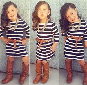 Cute little girl outfit ideas fashion style 5