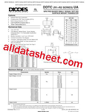 diodes inc bav99 ddtc123yua 7 f diodes incorporated 28 images bat54sdw 7 f diodes incorporated arrow diodes