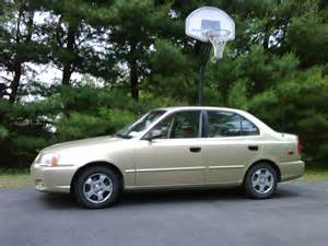 2001 Hyundai Accent Trademark Auto