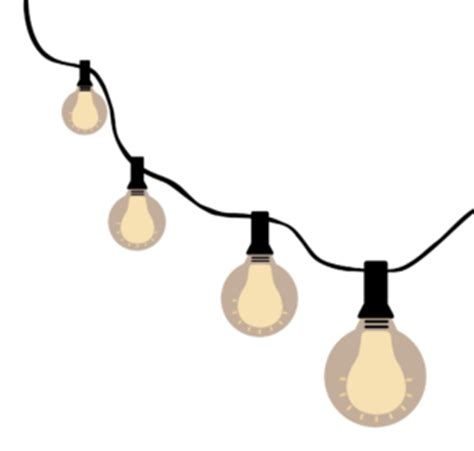 how to make light silhouette outdoor lights outdoor string lights png images pixelmari