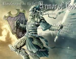 Armoir Of God How Strong Is Your Armor Knights Of God I Believe