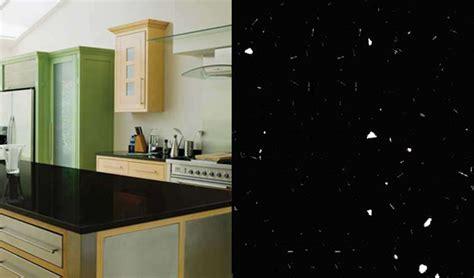 Obsidian Countertops by Quartz Countertops Royal Homes