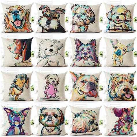 cushion covers for sofa pillows מוצר animal cushion cover for children decorative