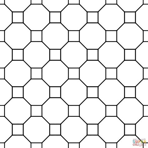 free tessellations coloring pages coloring home