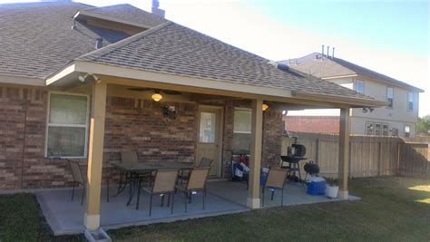 Adding Roof Patio by How To Add A Patio Roof Icamblog