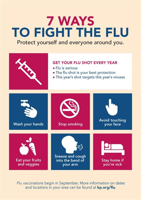 8 Tips To Fight A Cold by Fight The Flu This Season By Protecting Yourself And Your