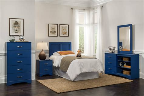 Kith Royal Blue Bedroom Set Kids Bedroom Sets Bunk Bed Dresser Set