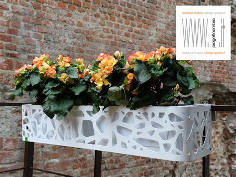 fioriere balcone fioriera per terrazzi balcun