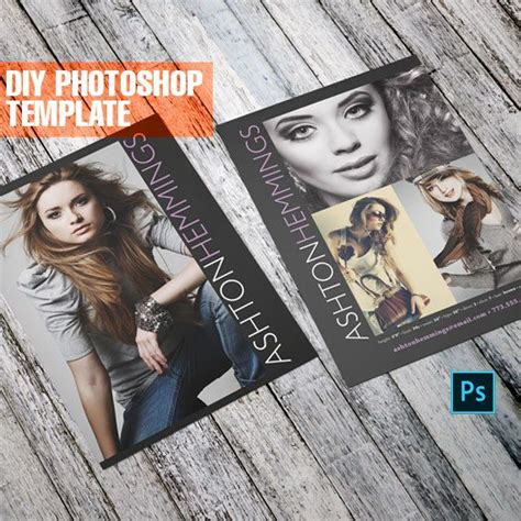 Comp Card Template Adobe Photoshop by Best 25 Model Comp Card Ideas On Model