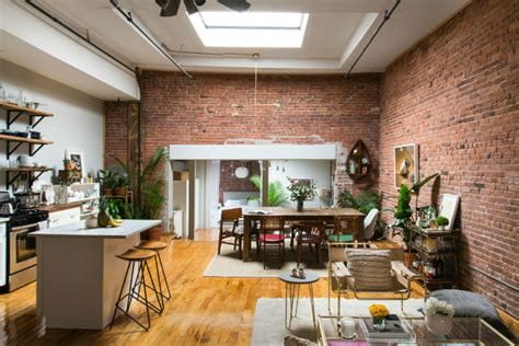 chic home design llc brooklyn art lover s chic brooklyn loft 3