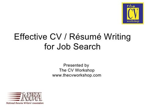 effective resume writing effective cv resume writing