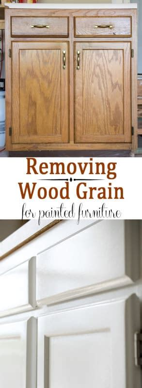removing paint from kitchen cabinets painting cabinets removing wood grain for a smooth finish