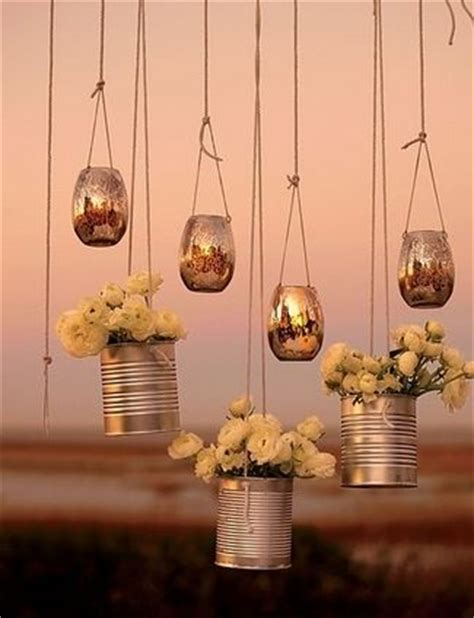 21 diy outdoor hanging decor ideas hanging flowers