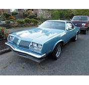 Seattles Parked Cars 1976 Oldsmobile 442