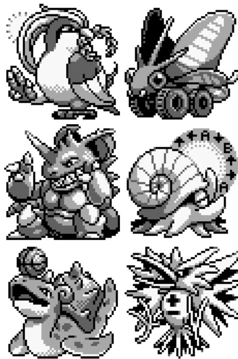 """TwitchPlaysPokemon on Twitter: """"These are amazing redone"""